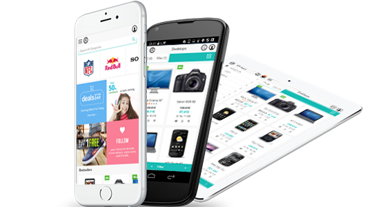 Ecommerce Mobile App Development