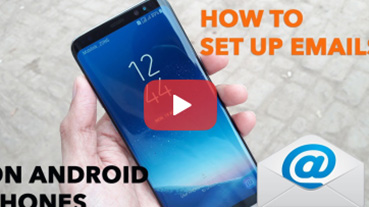How to Set Up Your Email On Android phones (Updated 2018)