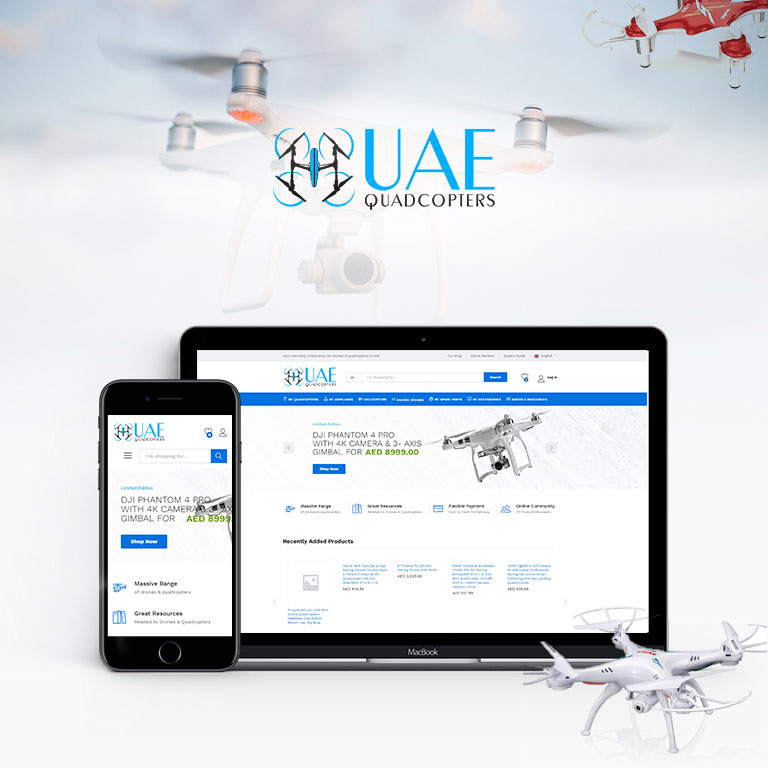 UAE QUADCOPTERS