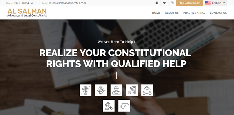 Al Salman Advocates & Legal Consultants