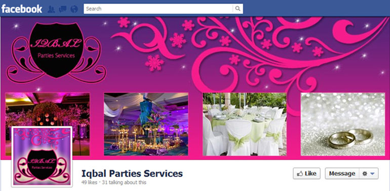 Iqbal Parties Services