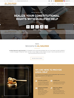 Al Salman Advocates & Legal Consultants , UAE Company