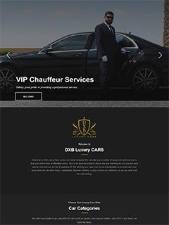 DXB Luxury Cars , UAE Company
