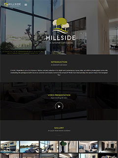 Hillside Villas , UAE Company